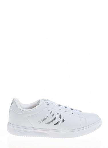 Hummel Unisex Agoptos Training Ayakkabısı 212150-9001 Beyaz